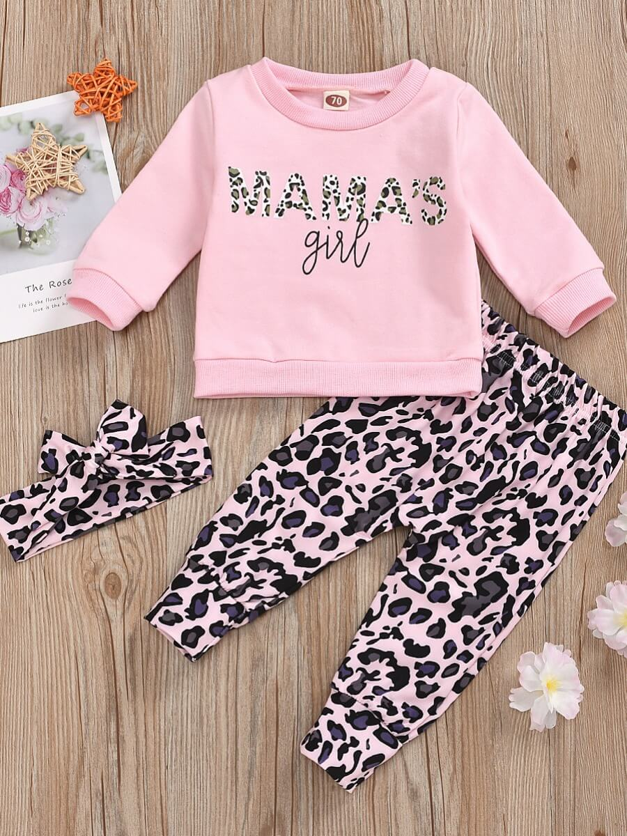 Lovely Girl Trendy Turndown Collar Camo Print Tren